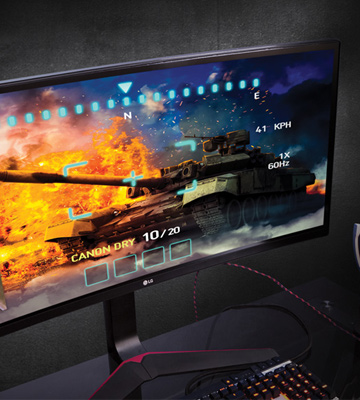 Review of LG 34UC79G-B Curved IPS Gaming Monitor