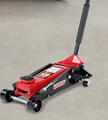 Review of BLACKHAWK B6350 Fast Lift Service Jack (3.5 Ton Capacity)