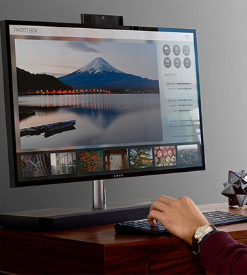 Review of HP Envy 27-b110 All-in-One Computer