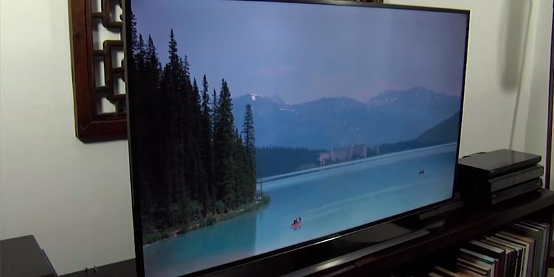 Review of Samsung UN60J6200AFXZA Big Screen 1080p LED TV