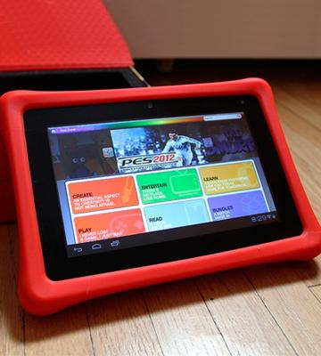 Review of nabi 2S Play&Learn Kids Tablet