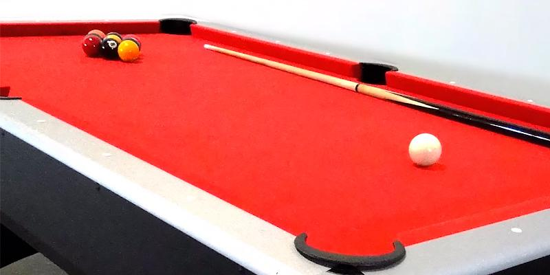 Best Pool Tables Reviews Of BestAdvisorcom - Hathaway fairmont pool table