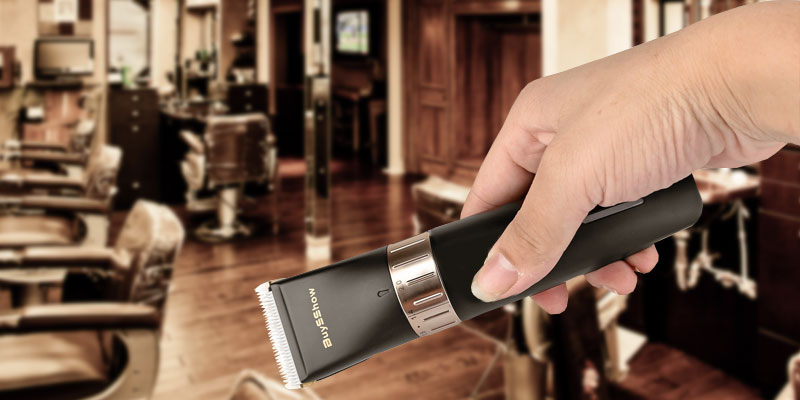 Review of BuySShow Quiet Professional Hair Clippers Set