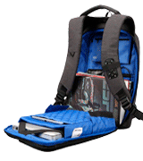OUTJOY Anti-Theft Laptop Backpack