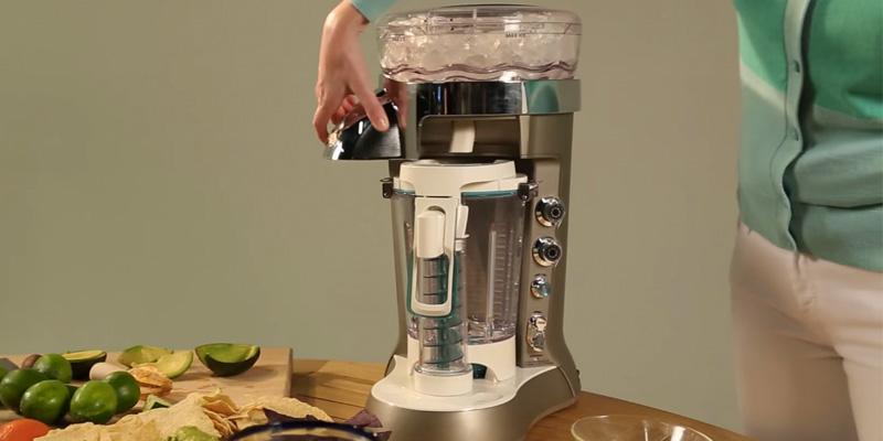 Margaritaville Bali Frozen Margarita Concoction Maker in the use