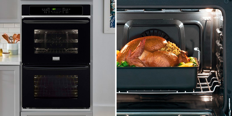 Review of Frigidaire FGET3065PB Electric Double Wall Oven