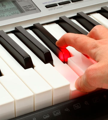 Review of Casio LK175 Lighted Key Personal Keyboard
