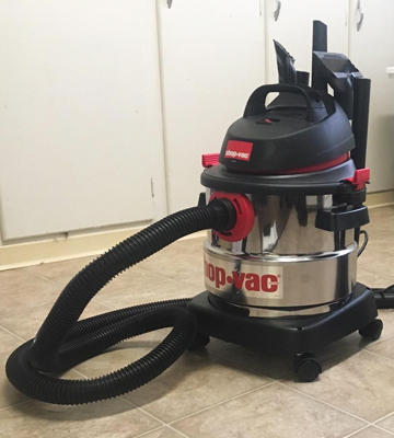 Review of Shop-Vac 5989300 Stainless Steel Wet Dry Vacuum