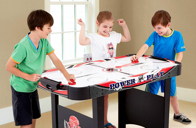 Best Air Hockey Tables for Your Game Room