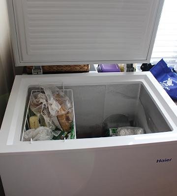 Review of Haier HF50CM23NW 5 Cu. Ft. Small Chest Freezer