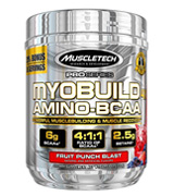MuscleTech MUS1101/100/101 Post Workout Amino BCAA Supplement