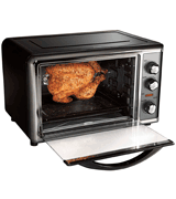 Hamilton Beach 31107D Countertop Oven with Convection & Rotisserie