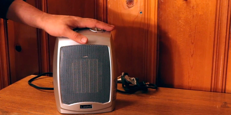 Detailed review of Lasko 754200 Ceramic Heater with Thermostat