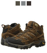 Merrell MOAB 2 MID WTPF-M Waterproof Hiking Boot