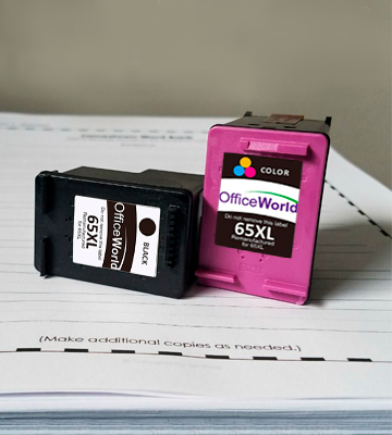 Review of OfficeWorld 65XL Replacement Ink Cartridge for HP Printers