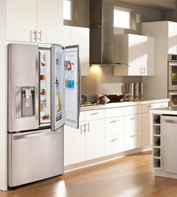 Review of LG LFXS30766S French Door Refrigerator