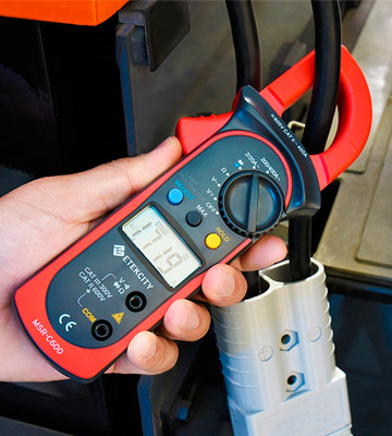 Review of Etekcity MSR-C600 With Clamp Meter & AC / DC Voltage Test