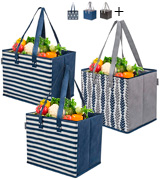 Planet E H1286 Reusable Grocery Shopping Bags