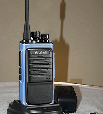 Review of Arcshell AR-6 Rechargeable Long Range Two-way Radios