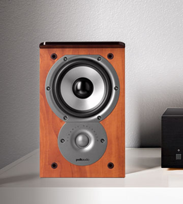 Review of Polk Audio TSi100 Bookshelf Speakers