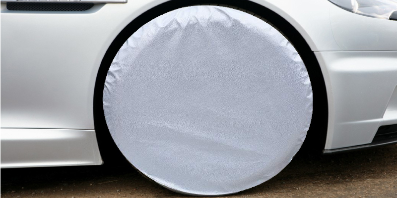 Review of GUNHYI Multi-Layer RV Dual Camper Tire Cover Set