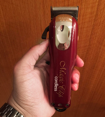 Review of Wahl 8148 Professional 5-Star Cord/Cordless Magic Clip