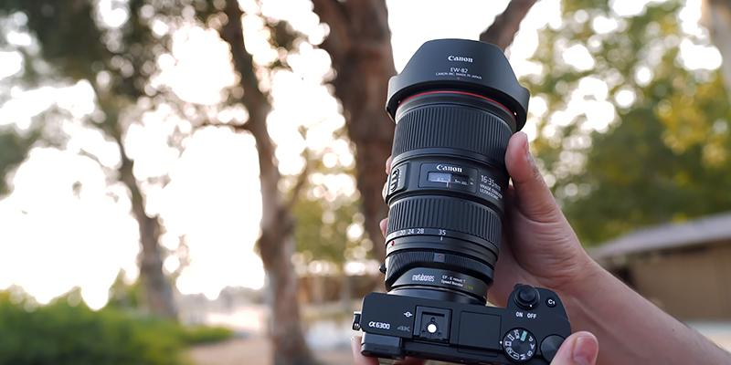Review of Canon EF 16-35mm f/4L IS USM Wide Angle Lens