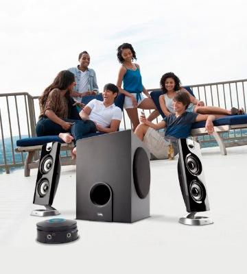 Review of Cyber Acoustics CA-3602FFP Computer Speakers with Subwoofer