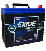 Exide Edge FP-AGM51R AGM Sealed Automotive Battery