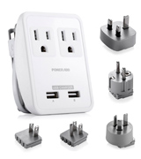 Poweradd Travel Power Adapter