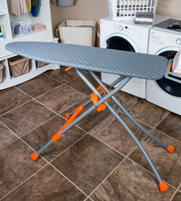 Review of HOMZ Durabilt Premium Steel Mesh Top Ironing Board