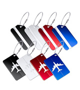 Aootech LUG-551 Luggage Tags for Baggage Suitcases Bags
