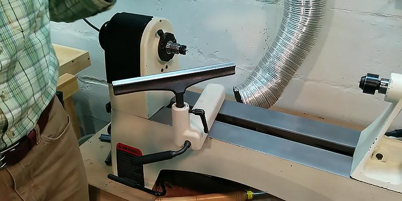Detailed review of JET JWL-1221VS Wood Lathe