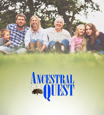 Review of Ancestral Quest 15 Family Free