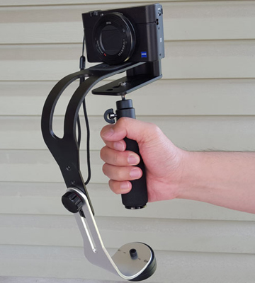 Review of ROXANT ROX-1C Video Camera Stabilizer