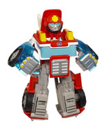 Playskool Heroes Rescue Bots Transformers