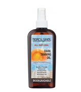 Tropical Sands Biodegradable Coconut Oil for Tanning Bed