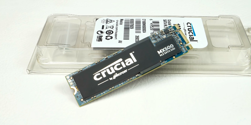 Review of Crucial MX500 (CT500MX500SSD4) 3D NAND SATA M.2 Type 2280SS Internal SSD