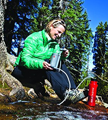 Review of Katadyn 8018270 Hiker Microfilter Water Filter