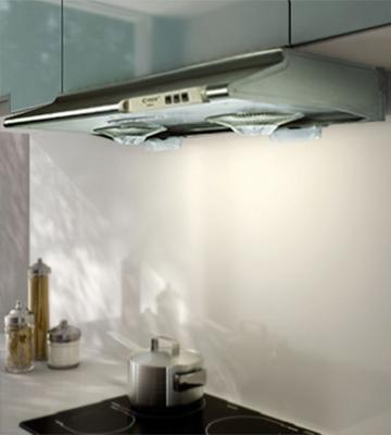 Review of CYBER 30-Inch SR600-3 Under Cabinet Range Hood