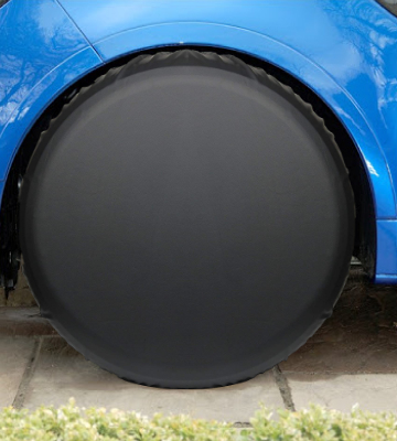 Review of Moonet Universal Spare Tire Cover Black
