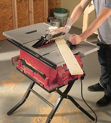 Review of SKIL 3410-02 with Folding Stand Table Saw