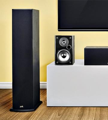 Review of Polk Audio T50 Floor Standing Tower Speaker