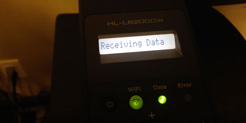 Detailed review of Brother HLL6200DW with Large Paper Capacity