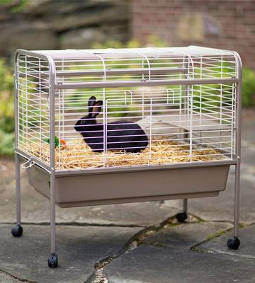 Review of Prevue Hendryx 425 Pet Products Small Rabbit Cage