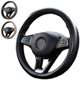 Vitodeco SWC-301 Leather Steering Wheel Cover