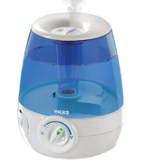 Vicks V4600 Filter-free Ultrasonic Cool Mist Humidifier