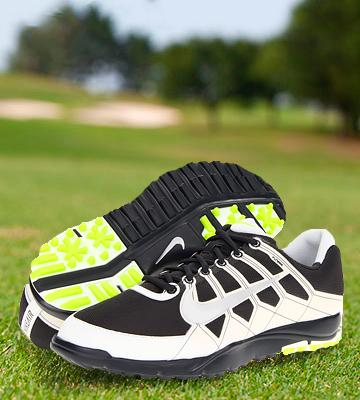 Review of Nike Golf Men's Air Range WP II Golf Shoe