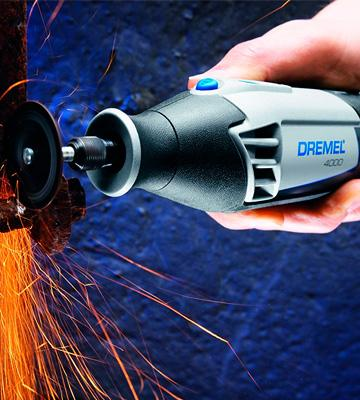 Review of Dremel 4000-6/50 Variable Speed Rotary Tool