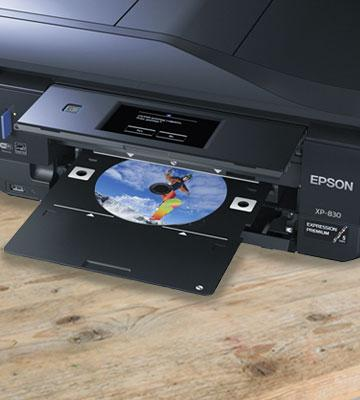 Review of Epson XP-830 Wireless Color Photo Printer with Scanner, Copier & Fax
